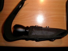 Holster für MTE SSC P7-D 900-Lumen 2 Mode LED Flashlight