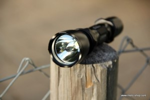 MTE M3-2I Tactical Flashlight XM-L 1000 Lumen – Bild 3