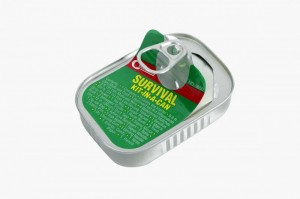 Coghlans Survival Kit - 'Kit-in-a-Can' – Bild 1