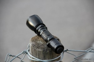 MTE M3-2I Tactical Flashlight XM-L 1000 Lumen max. 3 Modes MSITC Edition – Bild 2
