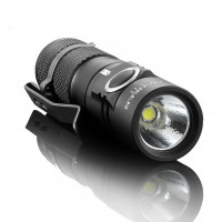 MSITC Manker E11 CREE XP-L 800 ANSI-Lumen Cool White 1 x AA/1 x 14500 EDC Flashlight – Bild 2