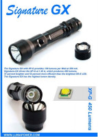 Lumapower Signature GX CREE XP-G2 LED 550 Lumen max. – Bild 2
