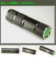 Lumapower IncenDio V3U EDC XP-G2 R2 Neutral White max. 400 Lumen – Bild 1