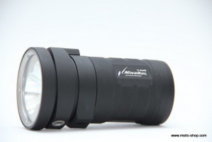 Niwalker Nova MM15MB Monster Bright Limited Edition 2 x XHP70 6930 ANSI-Lumen max. – Bild 2