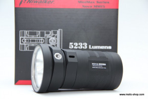 Niwalker Nova MM15MB Monster Bright Limited Edition 2 x XHP70 6930 ANSI-Lumen max. – Bild 4