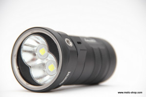 Niwalker Nova MM15MB Monster Bright Limited Edition 2 x XHP70 6930 ANSI-Lumen max. – Bild 1