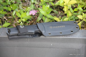Harnds Thor 9Cr18Mov Stonewashed Full Tang Fixed Blade – Bild 5